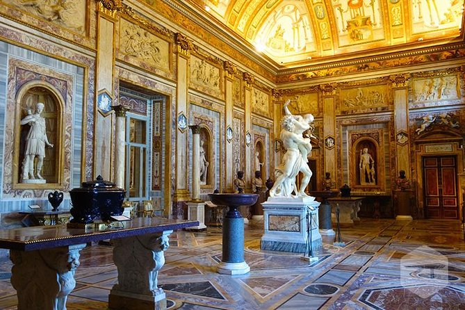 Rome: Borghese Gallery and Gardens. Visit one of the top galleries in Europe photo 11