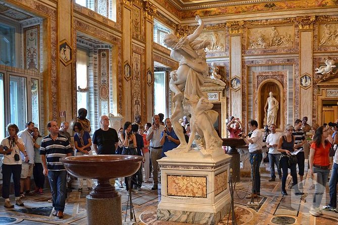 Rome: Borghese Gallery and Gardens. Visit one of the top galleries in Europe photo 12