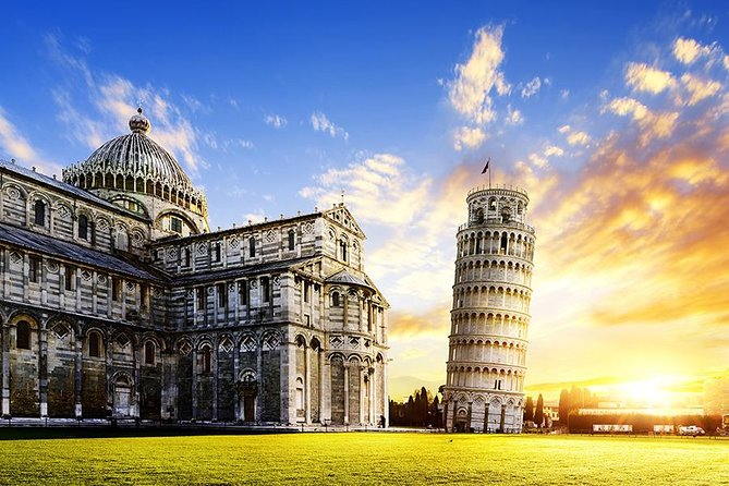 Pisa and Lucca PRIVATE TOUR from Florence