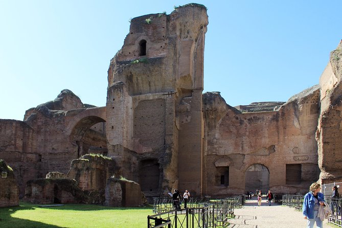 Rome: Baths of Caracalla. Yes, you have seen those tunnels in John wick 2