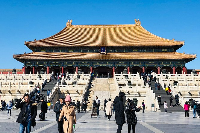 4-Hour Private Tour: Incredible Beijing City Highlights