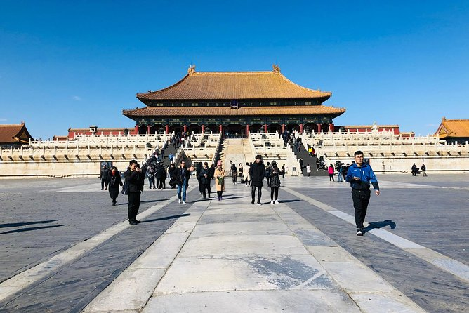 Full-Day Private Tour to Beijing City Highlights