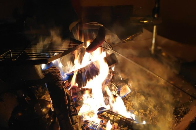 The Taste of Lapland (Cooking & Aurora Hunting)