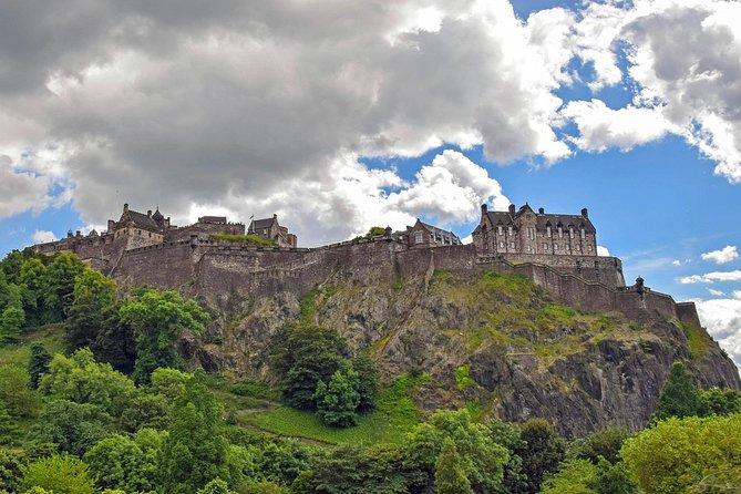 Edinburgh Castle Tour