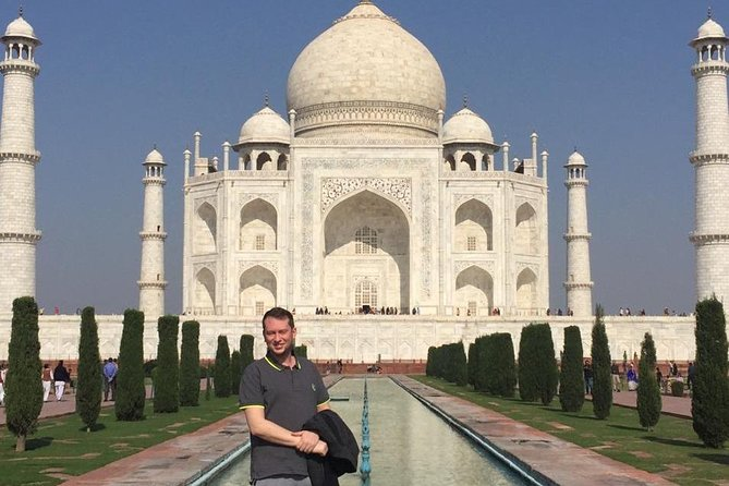 Same Day Comfort Taj Mahal & Red Fort Trip : All Inclusive photo 9