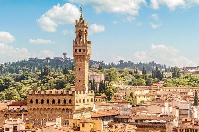 From Rome to Florence and other Tuscan Towns