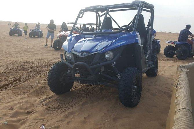 Dubai Desert Safari With Quad Bike