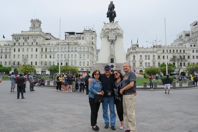 """Full day"" City tour ""Lima Colonial"""