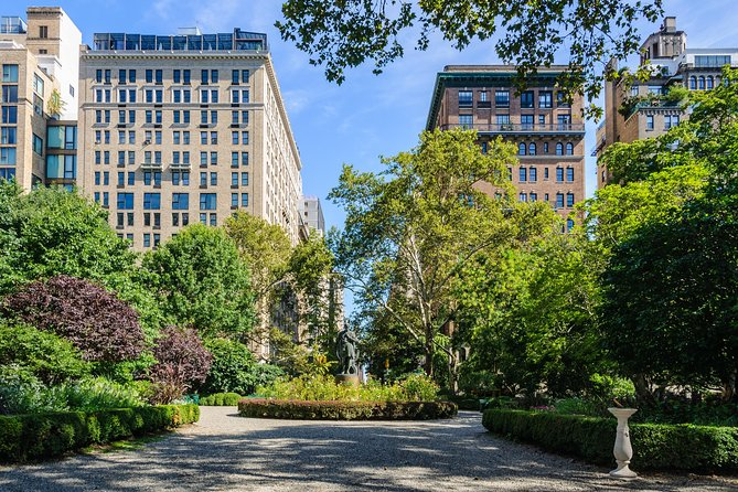 NYC Gramercy Park-wandeltocht met toegang tot Players Club Mansion