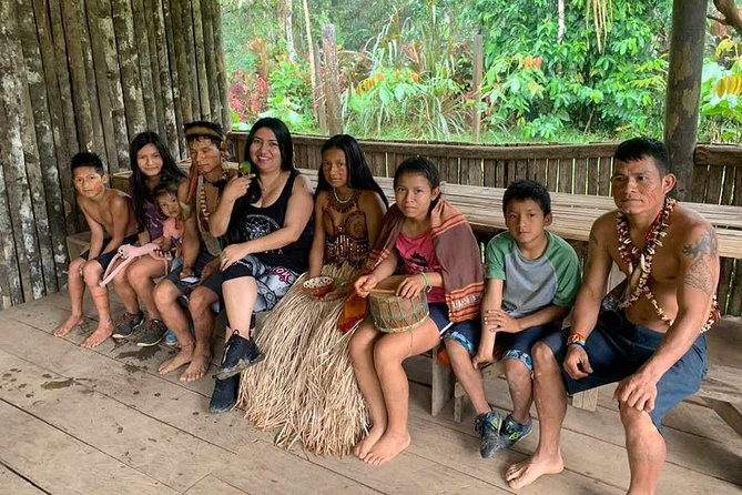 Cocoa Factory - Jungle - Puyo - Indichuris Tours For A Day To The Amazon