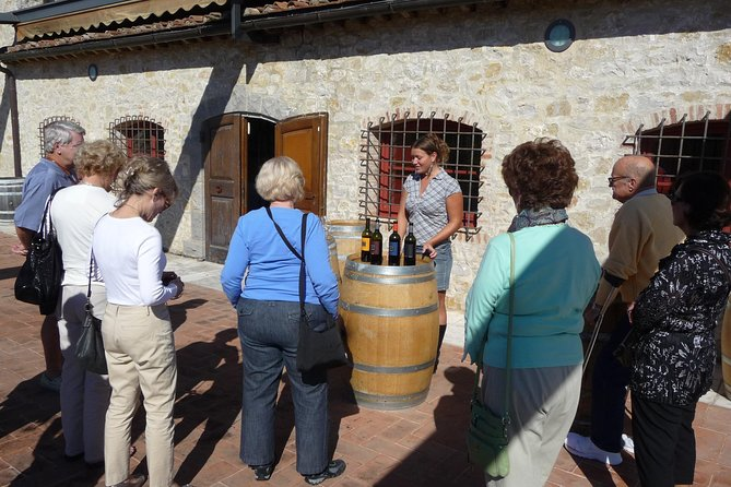 San Gimignano and Chianti Classico Wine and Food PRIVATE TOUR from Siena