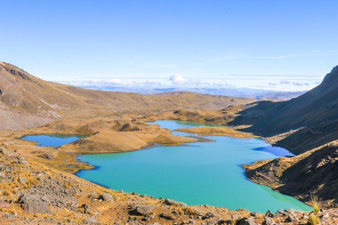 Ausangate Trek 7 Lagoons 1 Day, Cusco