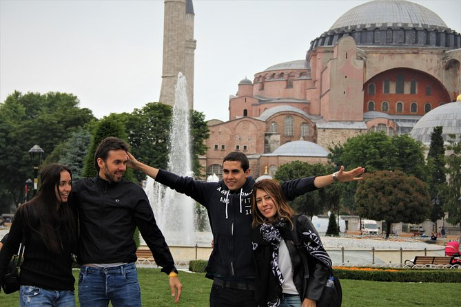 Istanbul 5-Day City Package with Hotel, City Tours and Airport Transfers
