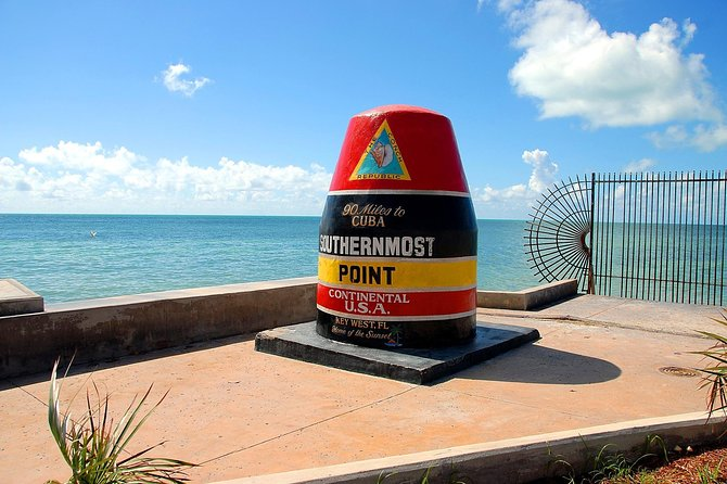 Key West Day Trip from Miami with Free Time to Explore