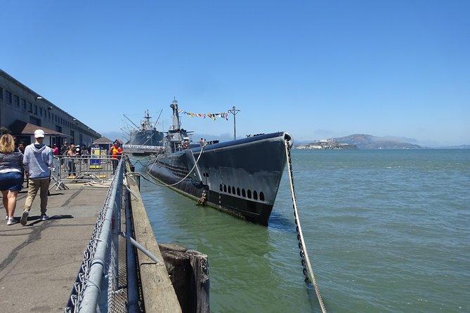 San Francisco Fishermans Wharf Tourist Scavenger Hunt