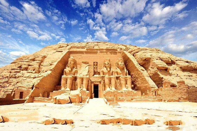 Day trip to Abu Simbel temples from Aswan by road