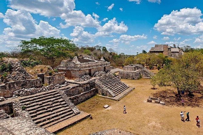 Private Tour to Ek Balam, Cenote & Valladolid