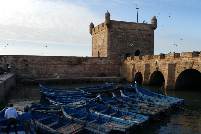 Private Day Trip from Morocco to Essaouira