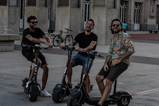 E-scooter Ride In Buenos Aires