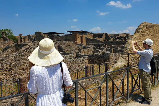 Skip-the-line Exclusive Private Tour of Pompeii with Local Guide