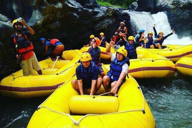 Rafting Lombok Package