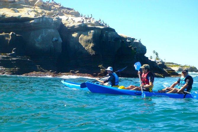 La Jolla Sea Caves Kayak Tour Triphobo