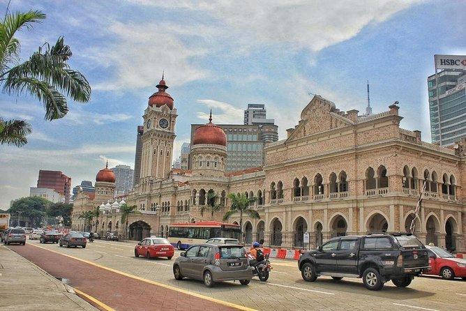 Kuala Lumpur City & Culture & Heritage Walk Tour