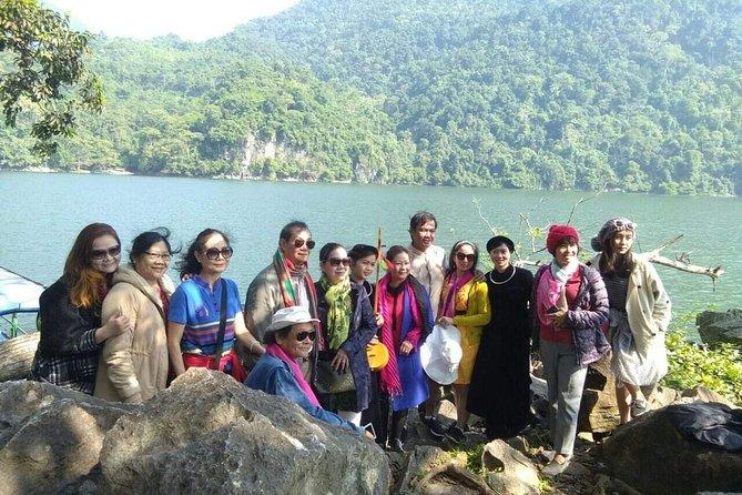 From Hanoi: 3 Days - 2 Nights Hanoi- Ba Be National park