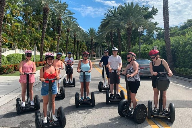 Segway Tour of Naples Florida