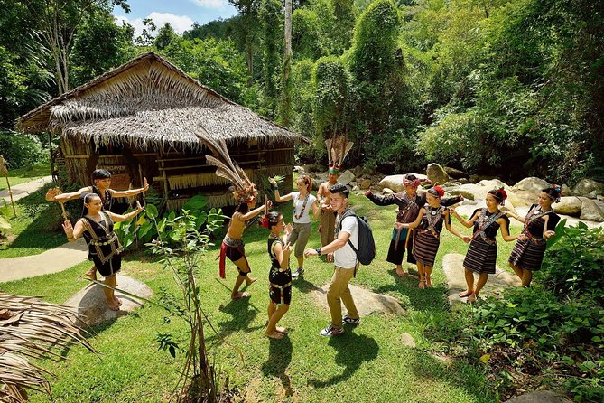 Half-Day Mari Mari Cultural Village Tour from Kota Kinabalu