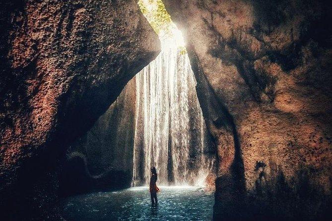 Best of ubud waterfall - jungle swing - rice terrace, All inclusive ticket
