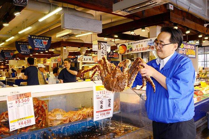 Parque Shiroi Koibito e Curso do Mercado Exterior!