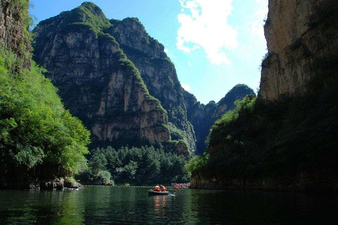 Longqing Gorge Self- Guide Day Trip with English Speaking Driver Service photo 1