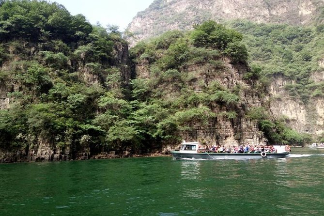 Longqing Gorge Self- Guide Day Trip with English Speaking Driver Service photo 4