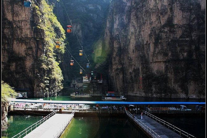 Longqing Gorge Self- Guide Day Trip with English Speaking Driver Service photo 6