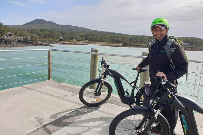Guided e-bike tour of Rangitoto Island