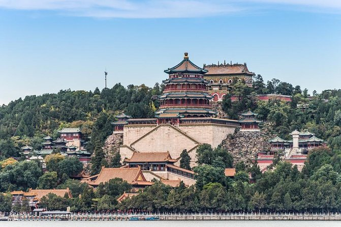 Beijing Summer Palace Admission Ticket