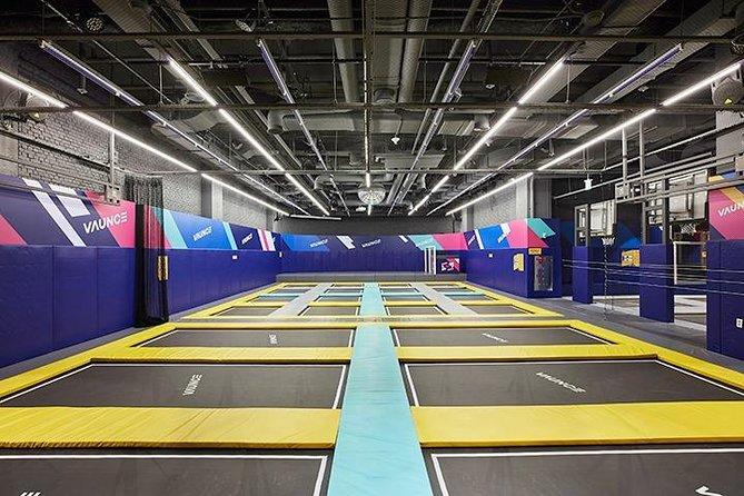 Vaunce Gangnam Trampoline Samseong Center Discount Ticket