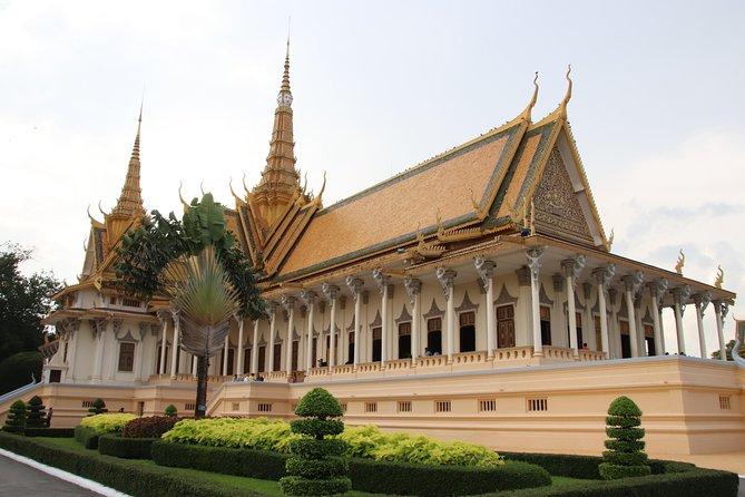 5 Days Leisure Phnom Penh & Siem Reap