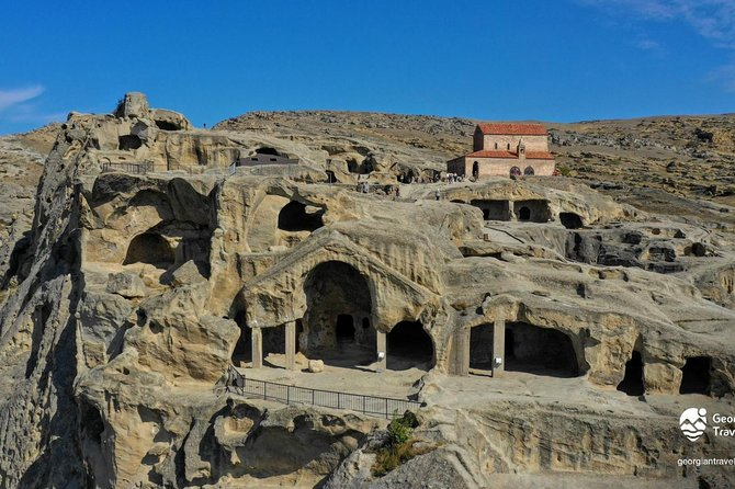 Mtskheta-Upsitsikhe(Ancient Cave Town)