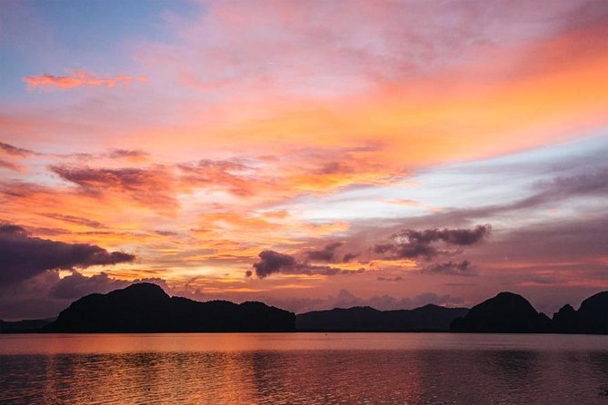 Exclusive Phang Nga Bay Sunset