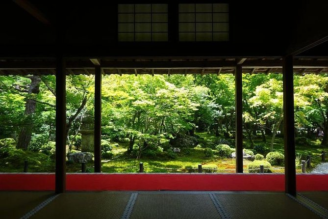 Kyoto Japanese Garden Lover's Private Tour with Nationally-Licensed Guide