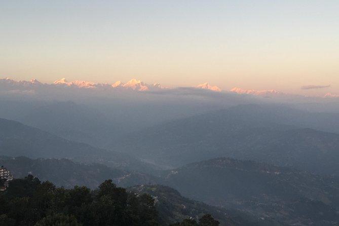 Kathmandu Valley Rim Trekking - 3 days