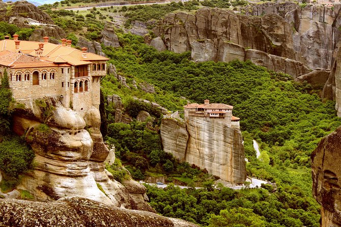 4-Day Classic Greece Private Tour: Epidaurus, Mycenae, Olympia, Delphi, Meteora photo 24