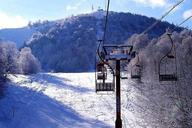 Bakuriani ski resort and the legendary Borjomi (Group Tour) photo 11
