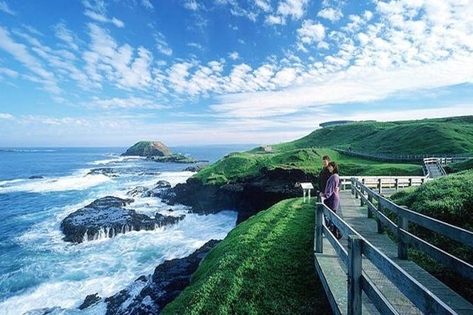 Small Group - Phillip Island Tour with Wildlife & Penguin Parade (Max 11 Pax)