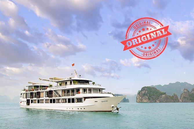 (Official) Athena Royal Cruise - 02 days 01 night program