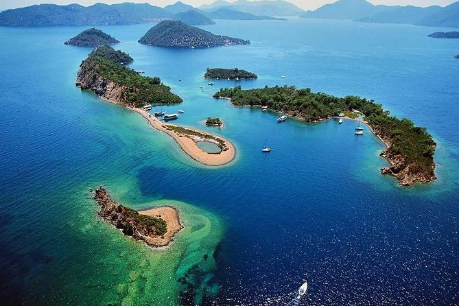 12 Islands Boat Trip from Fethiye