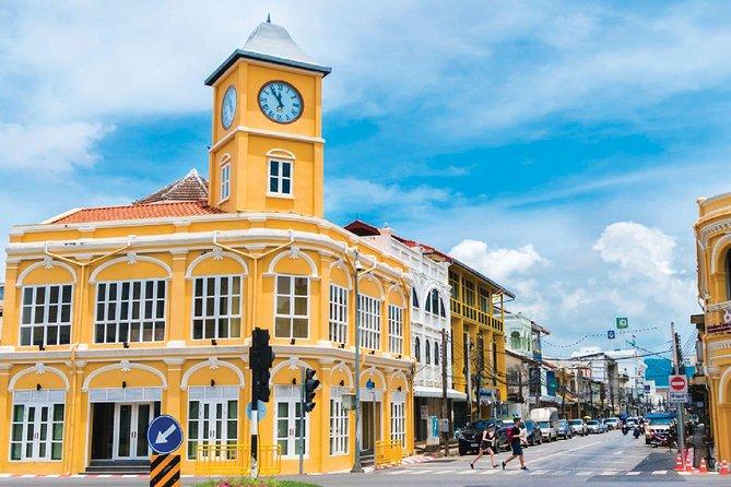 Phuket culture city tour sightseeing