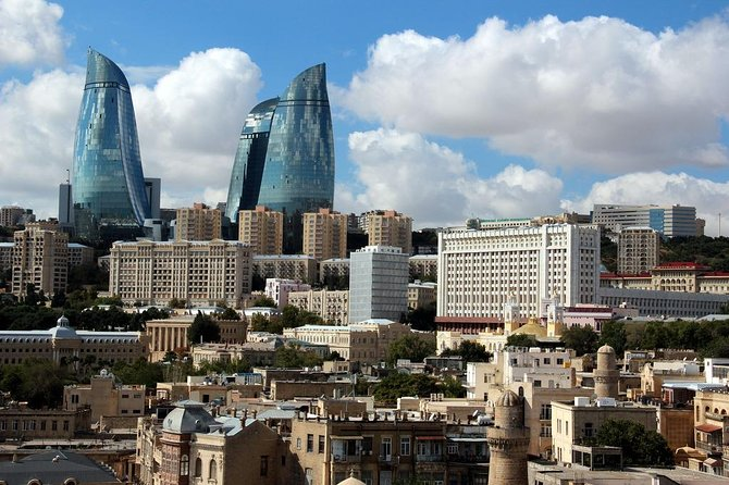 Baku and surroundings